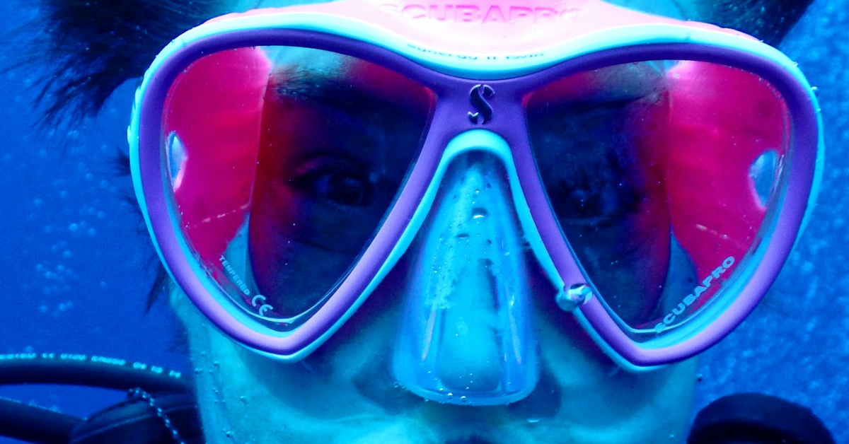 How To Find The Best Scuba Diving Masks For Smaller Faces