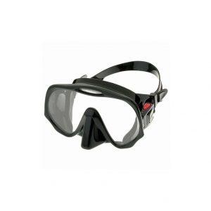 Atomic Frameless Dive Mask Black