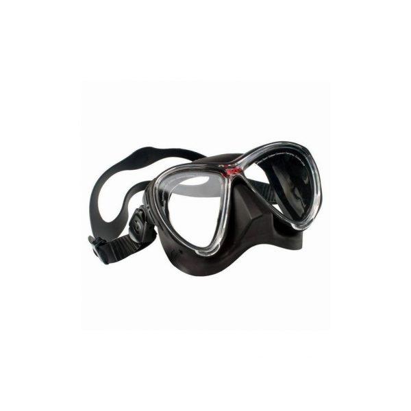 Hollis M3 Mask Black