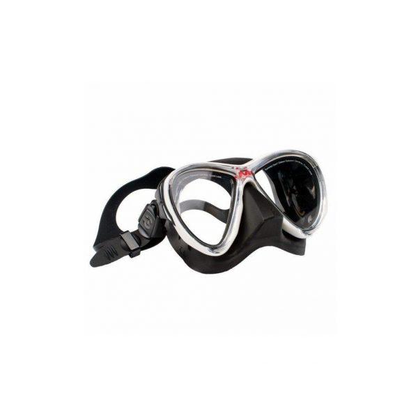 Hollis M3 Mask White