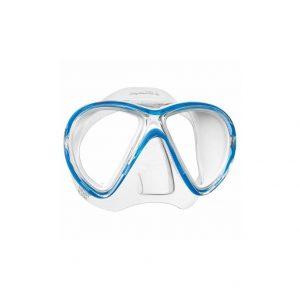 Mares X Vu Liquidskin Mask Bright Blue