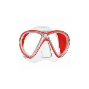 Mares X Vu Liquidskin Mask Red