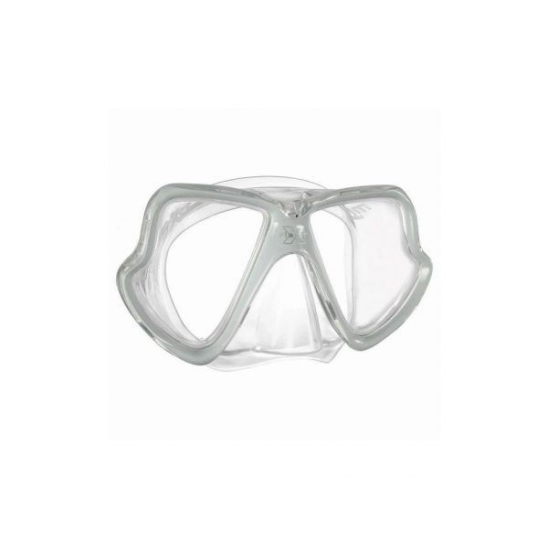 Mares X Vision Mid Dive Mask Silver