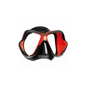 Mares X Vision Ultra Liquid Skin Mask Black Red