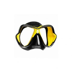 Mares X Vision Ultra Liquid Skin Mask Black Yellow
