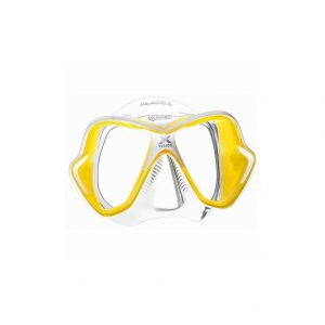 Mares X Vision Ultra Liquid Skin Mask Yellow