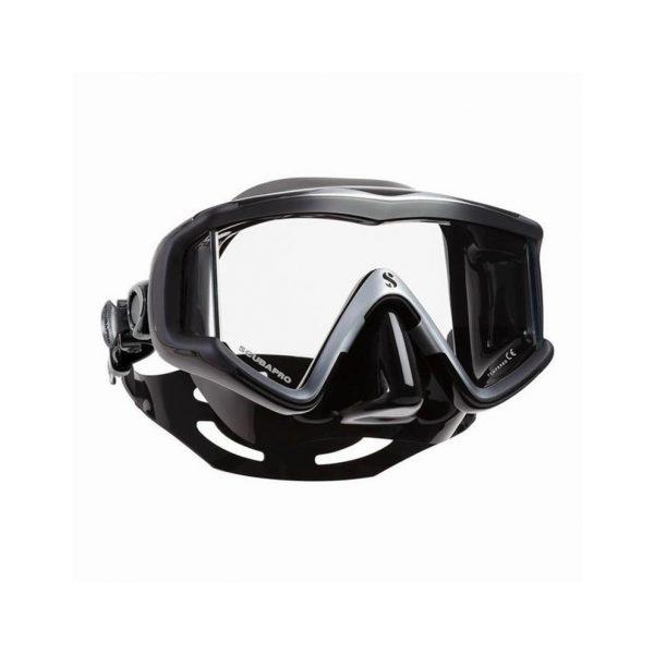 Scubapro Crystal Vu Mask Black Silver