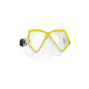 Scubapro Mini Vu Dive Mask Yellow