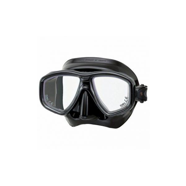 Tusa Freedom Ceos Mask Black Silicone Black