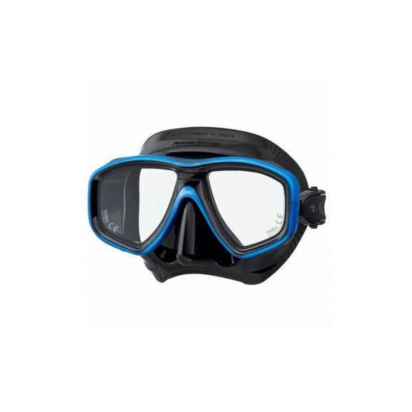 Tusa Freedom Ceos Mask Black Silicone Blue