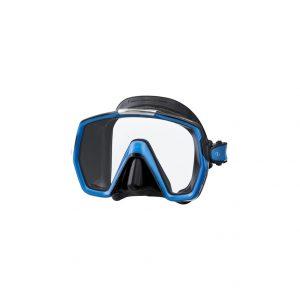 Tusa Freedom Hd Mask Black Blue