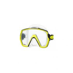 Tusa Freedom Hd Mask Yellow