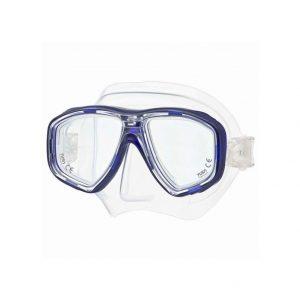 Tusa Geminus Dive Mask Blue