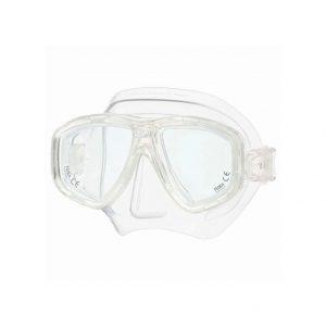 Tusa Geminus Dive Mask Clear