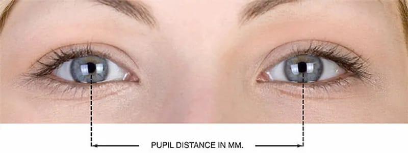 Measure Pupil Distance