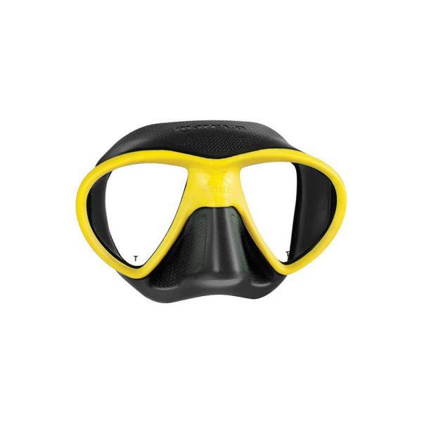 Mares X Free Black Yellow