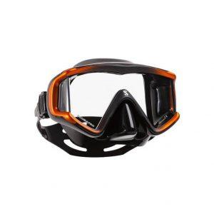Scubapro Crystal Vu Black Orange