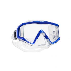 Scubapro Crystal Vu Clear Blue