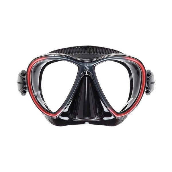 Scubapro Synergy Twin Black Red