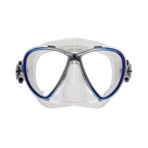 Scubapro Synergy Twin Clear Blue