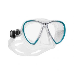 Scubapro Synergy Twin Clear Turquoise