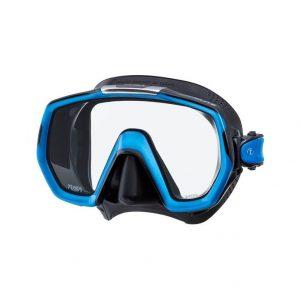 Tusa Freedom Elite Black Fishtail Blue