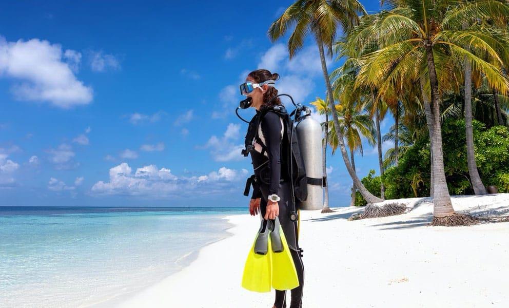 scuba diving internationally in 2022